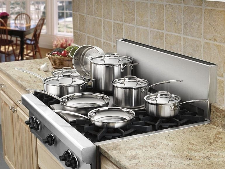Best Stainless Steel Cookwares