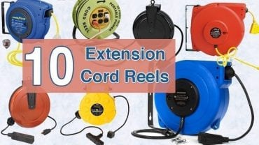 Best extension cord reels