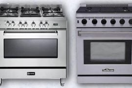Best gas range