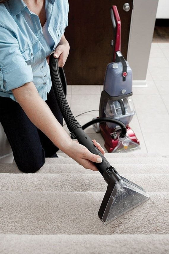 Best portable carpet cleaners