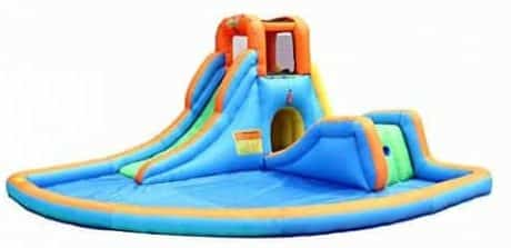 Ultimate Inflatable Backyard Water Park top 10 best inflatable water slides in 2018 | ultimate reviews & guide