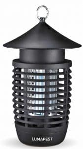 Electric Bug Zapper by Lumapest: