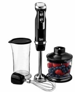 Epica Heavy Duty Immersion Hand Blender