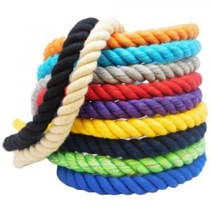 FMS Ravenox Natural Twisted Cotton Rope