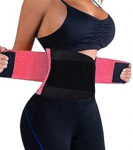 FeelinGirl Women's Waist Trainer Belt