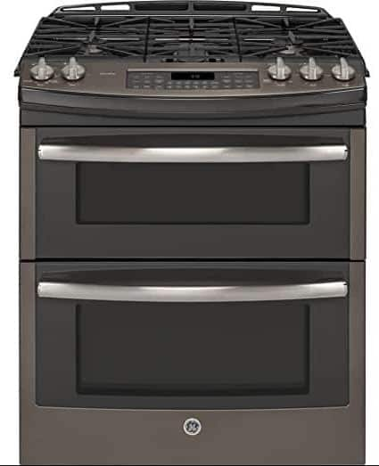 GE Profile PGS950EEFES Profile Series Slide-in Gas Range