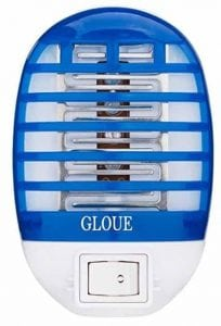 GLOUE Bug Zapper Electronic Insect Killer,Mosquito Killer Lamp