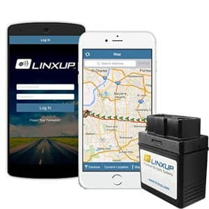 Linxup OBD GPS Tracker with Real Time 3G GPS Tracking, Car Tracking Device and Car Locator