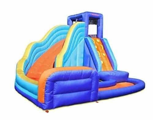 Sportspower Big Wave Inflatable Water Slide