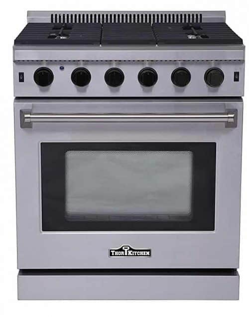 Thorkitchen LRG3001U Freestanding Style Gas Range