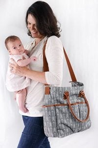 Danha Diaper Bag Backpack