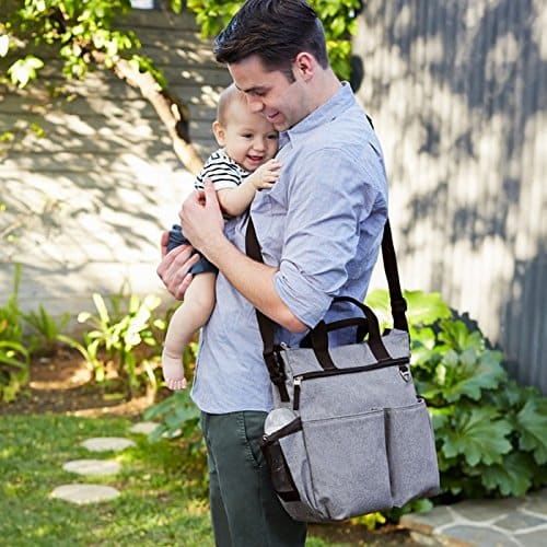 Hip Cub Diaper Bag Backpack