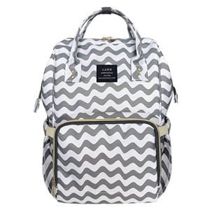HEYI Diaper Bag Backpack