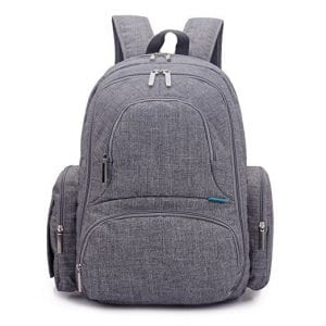 CoolBELL Baby Diaper Bag Backpack
