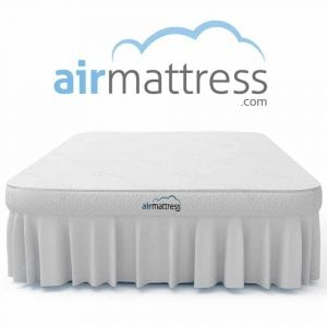 Air Mattress KING size with Built-in High Capacity Airbed Pump