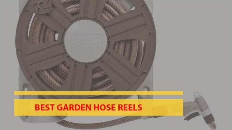 top 10 best garden hose reels in 2018 complete guides - Best Garden Hose Reel