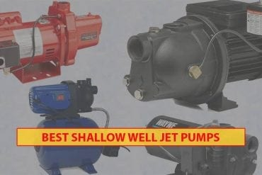 Best shallow well jet pumps