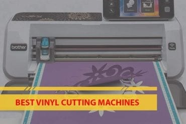 Best vinyl cutting machines