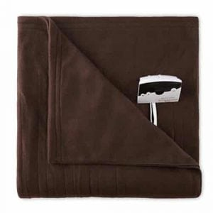 Biddeford Comfort Knit Electric Heated Blanket