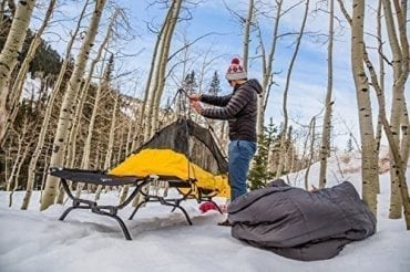 Camping cots