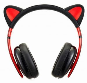 Censi Wired Cat Ear Headphones