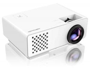 DBPOWER RD-810 Multimedia Home Theater Video Projector