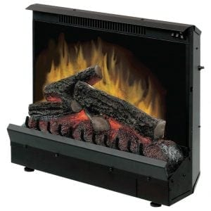 Dimplex Electric Fireplace Deluxe Insert