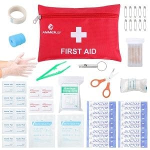 First Aid Kit Medical Survival Bag