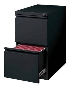Hirsh Industries LLC 20 Deep 2 Drawer