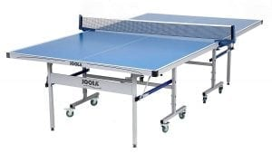 JOOLA NOVA DX Indoor:Outdoor Table Tennis Table with Weatherproof Net Set
