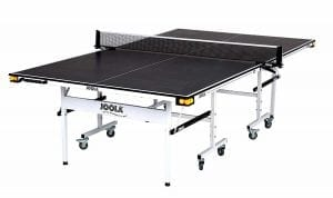 JOOLA Rally TL 300 Professional Grade Table Tennis Table with Net Set