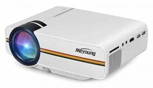 Meyoung Home Theater Projector