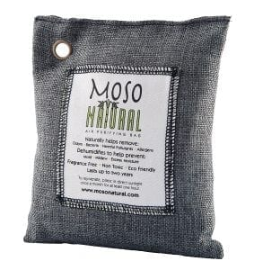 Moso Natural Air Freshener & Purifier Bag