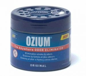 Ozium Odor Eliminator Car Air Freshener