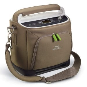 Portable Oxygen Concentrator Machine SimplyGO Philips