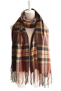 Poseshe stylish blanket scarf
