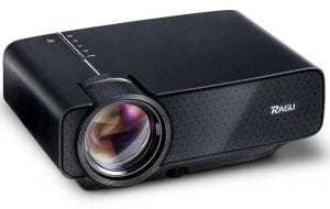 RAGU Z400 Multimedia Home Theater Video Projector