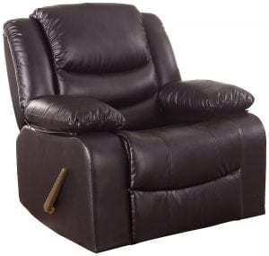 Rocker Recliner Living Room Chair