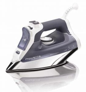 Rowenta DW8080 Pro Master 1700-Watt Micro Steam Iron