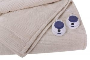 Soft Heat Low-Voltage Electric Heated Blanket