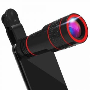 Telephoto Lens By QIAYA