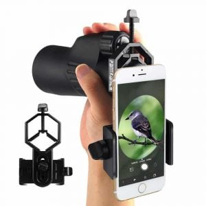 The Cellphone Mount Telescope By Fantronics