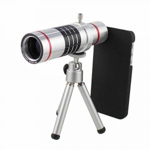 The Telescope Lens By Generic