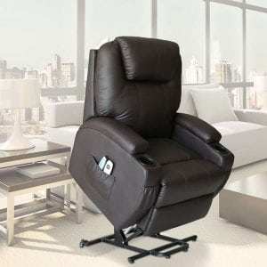 U-MAX Massage Chair Power Lift Recliner