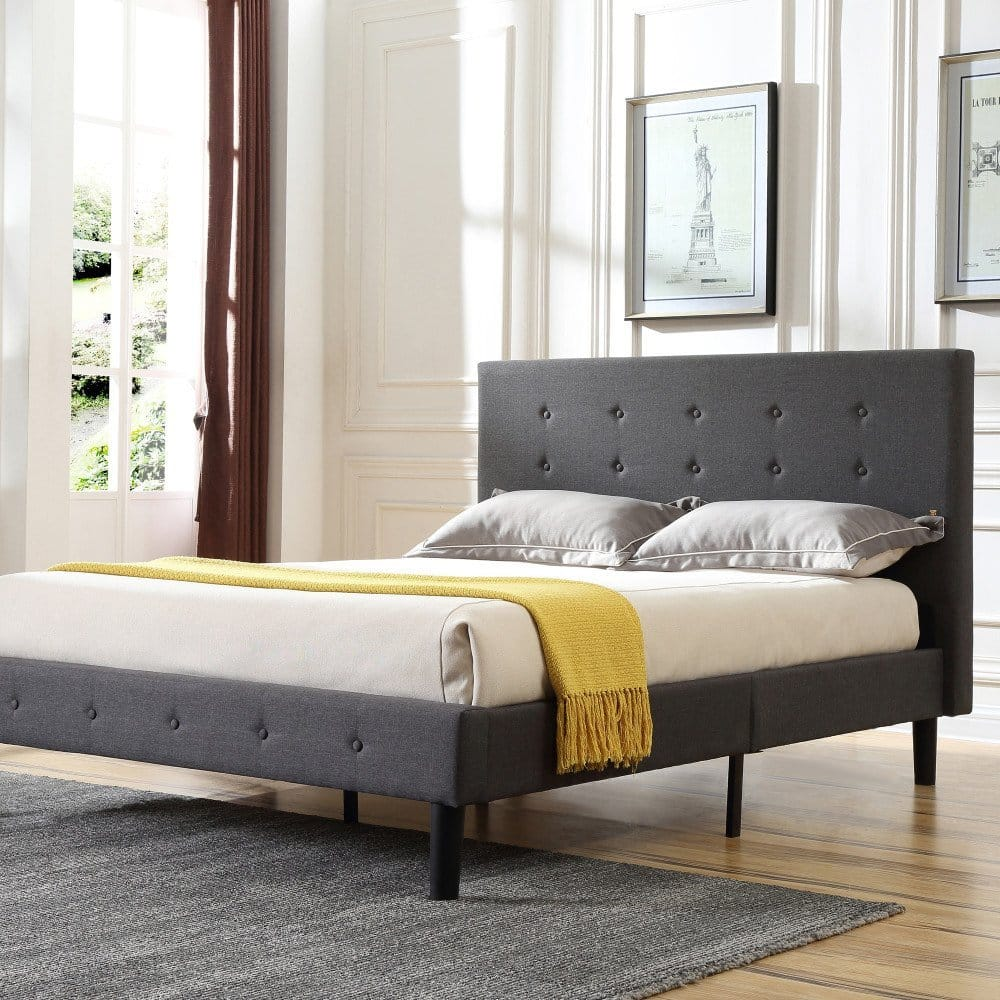 b0f994aa8e4 Top 10 Best Bed Frames in 2019 - Maximum Your Sleeping Comforts