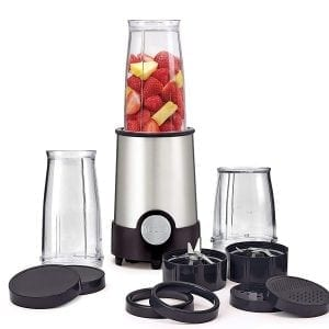 Bella 12-Piece Rocket Mixer Grinder
