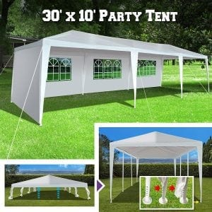 BenefitUSA Party Tent