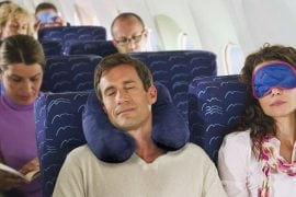 Best Inflatable Travel Pillows