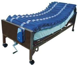 Drive Medical Mattress Overlay System with APP