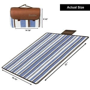 Scuddles Extra-Large Picnic & Outdoor Blanket